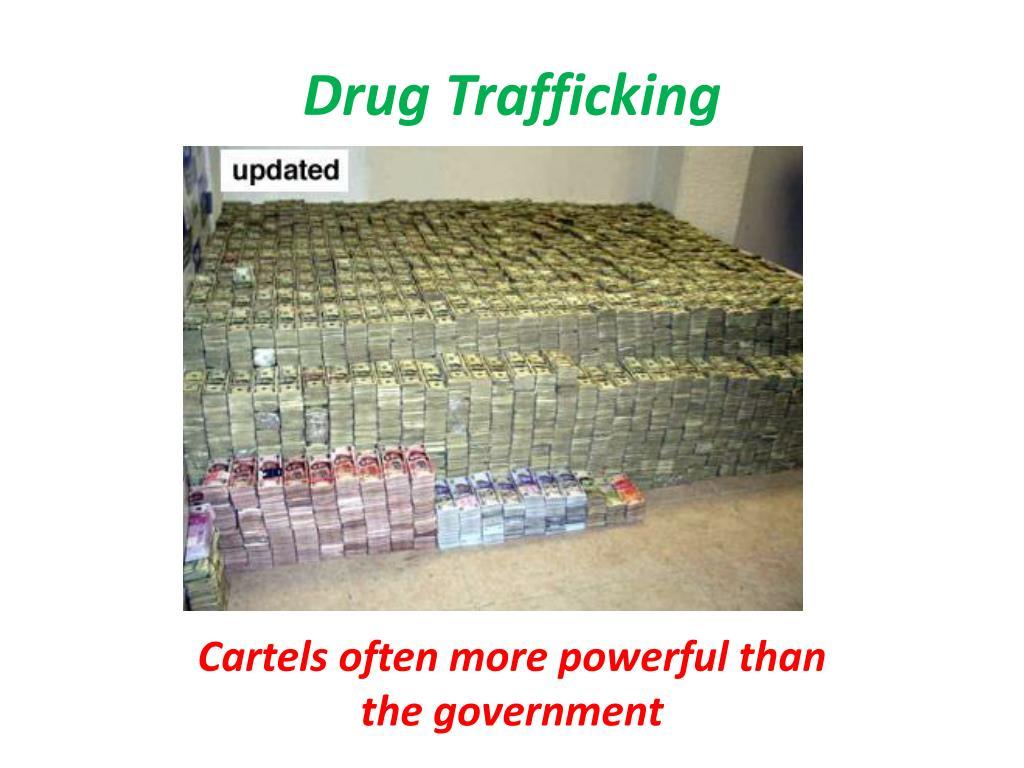 Drug Trafficking