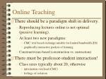 online teaching25