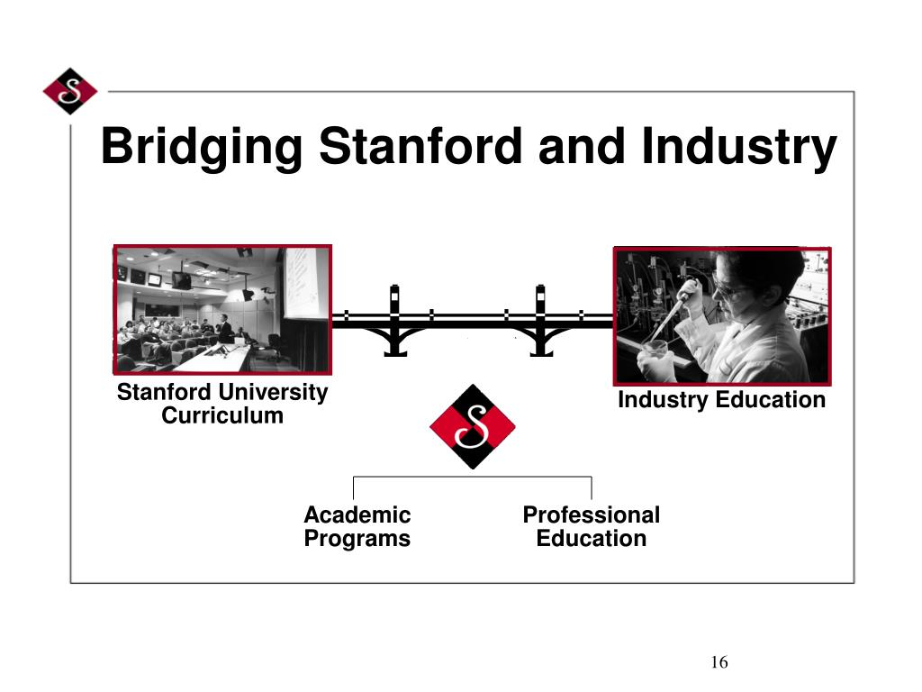 Bridging Stanford and Industry