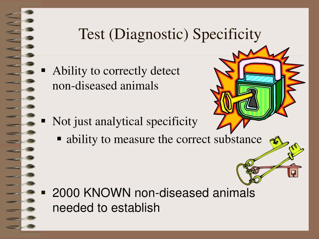 Test (Diagnostic) Specificity