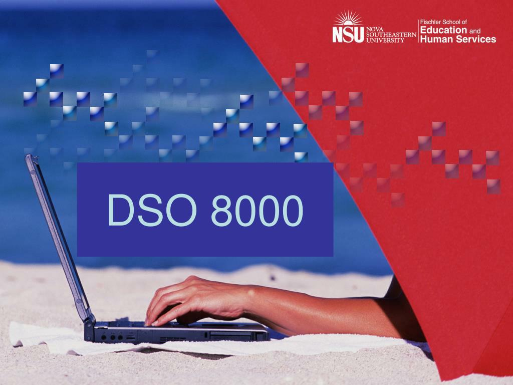 dso 8000 l.