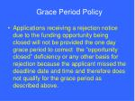 grace period policy78