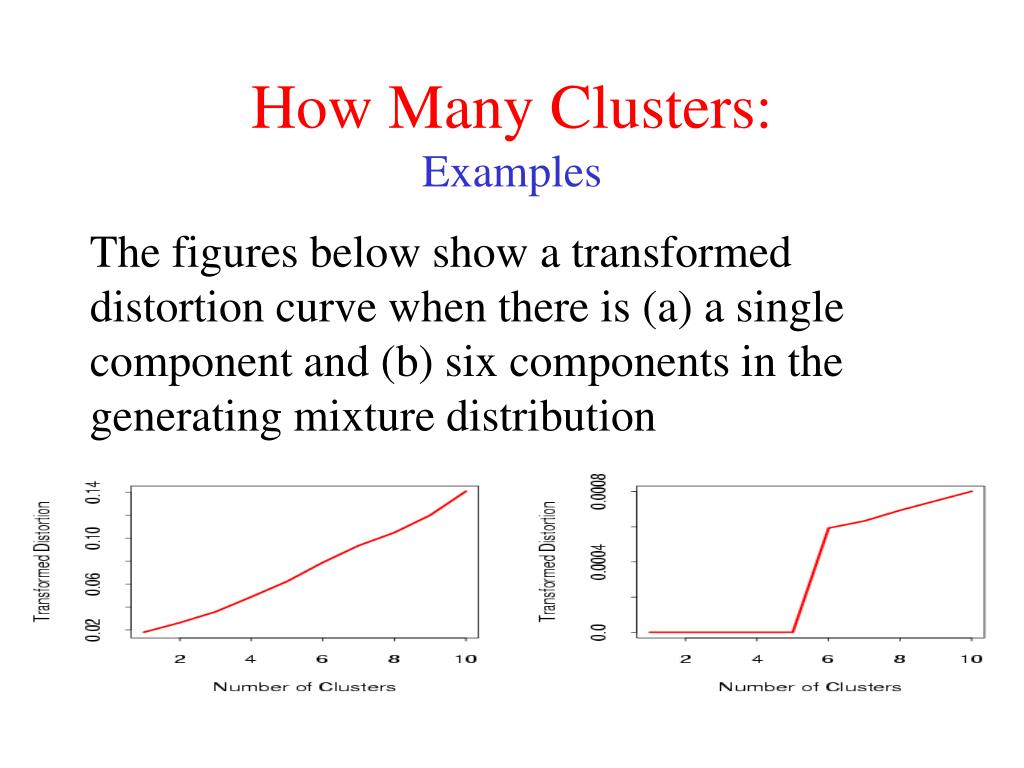 How Many Clusters: