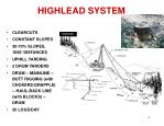 highlead system