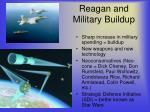 reagan and military buildup