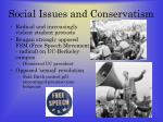 social issues and conservatism7