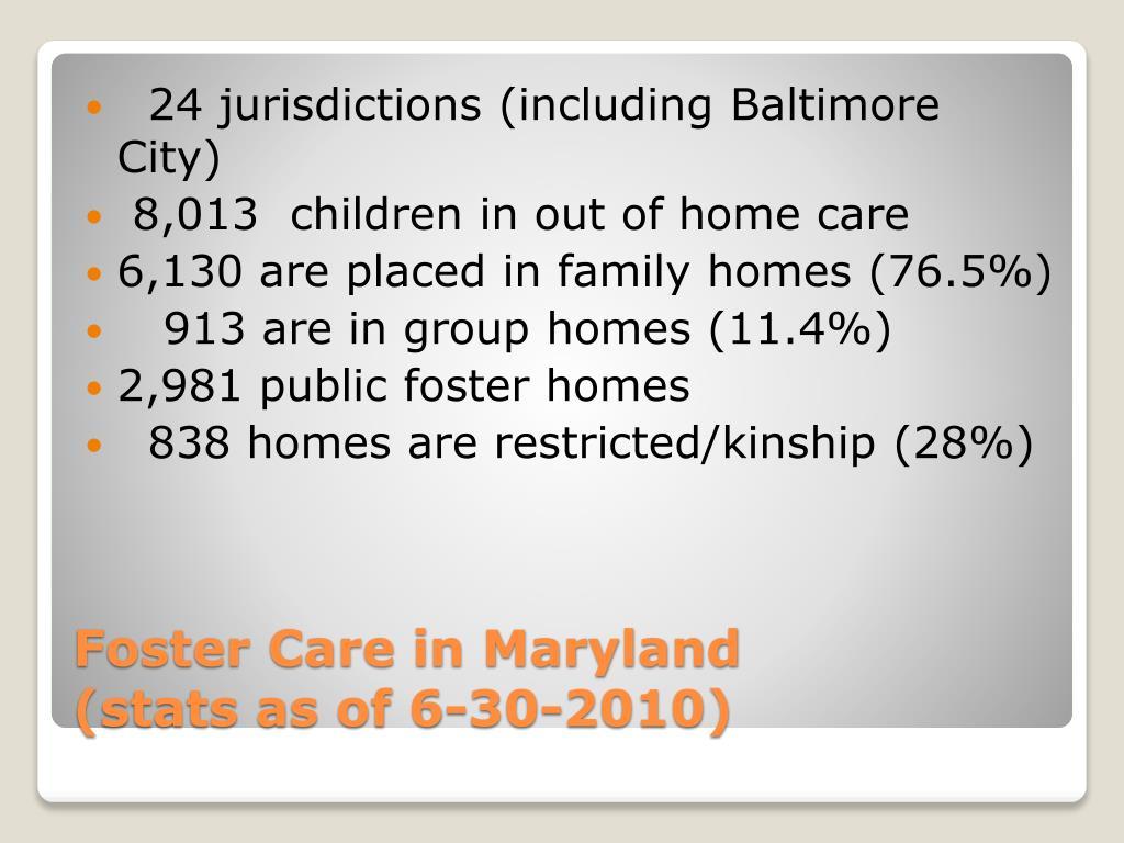24 jurisdictions (including Baltimore City)