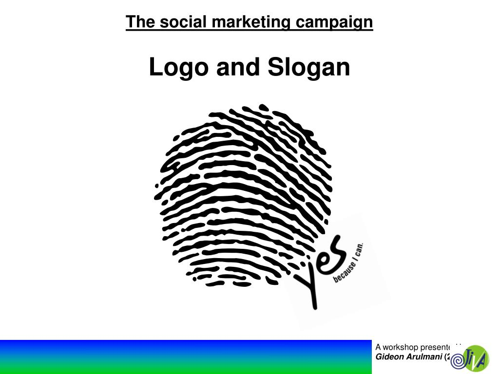 The social marketing campaign