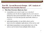 part iii second research design apc analysis of repeated cross section surveys47