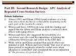 part iii second research design apc analysis of repeated cross section surveys51
