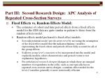 part iii second research design apc analysis of repeated cross section surveys61