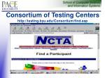 consortium of testing centers http testing byu edu consortium find asp