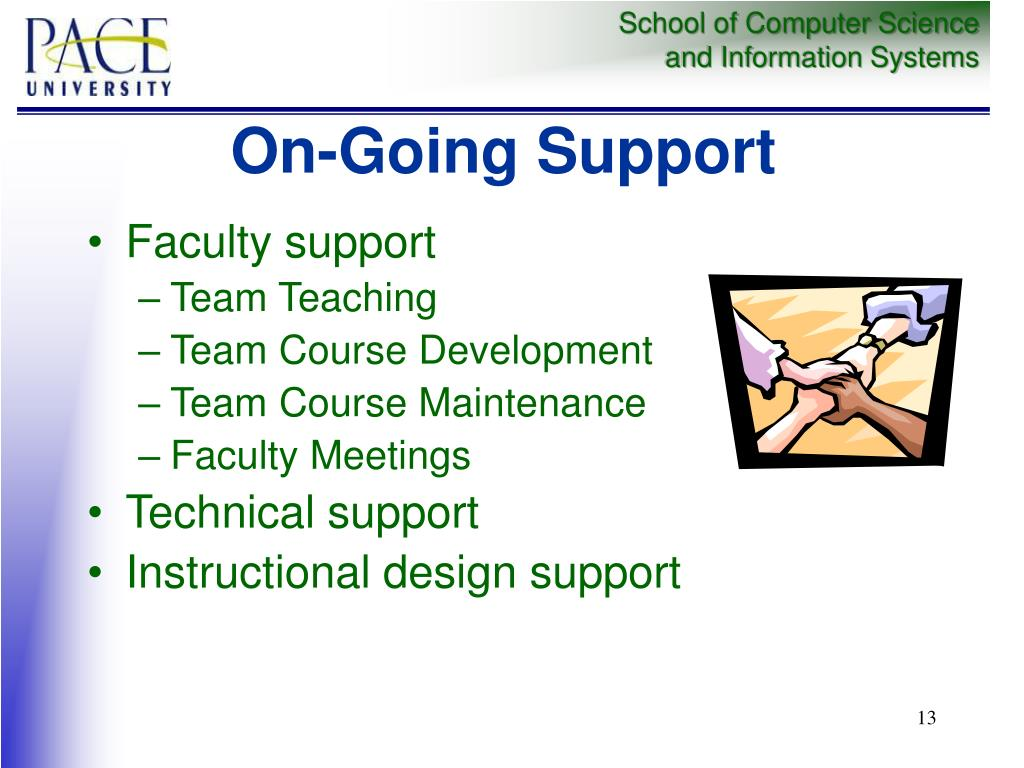 On-Going Support
