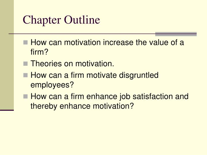 how motivation theories help elicit effort from employees To improve the connection between effort and performance, managers should use training to improve employee capabilities and help employees believe that added effort will in fact lead to better performance.