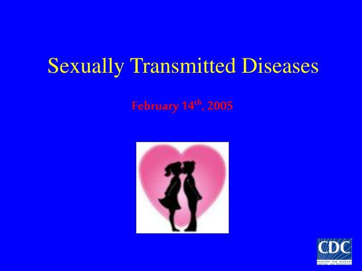 sexually transmitted diseases n.