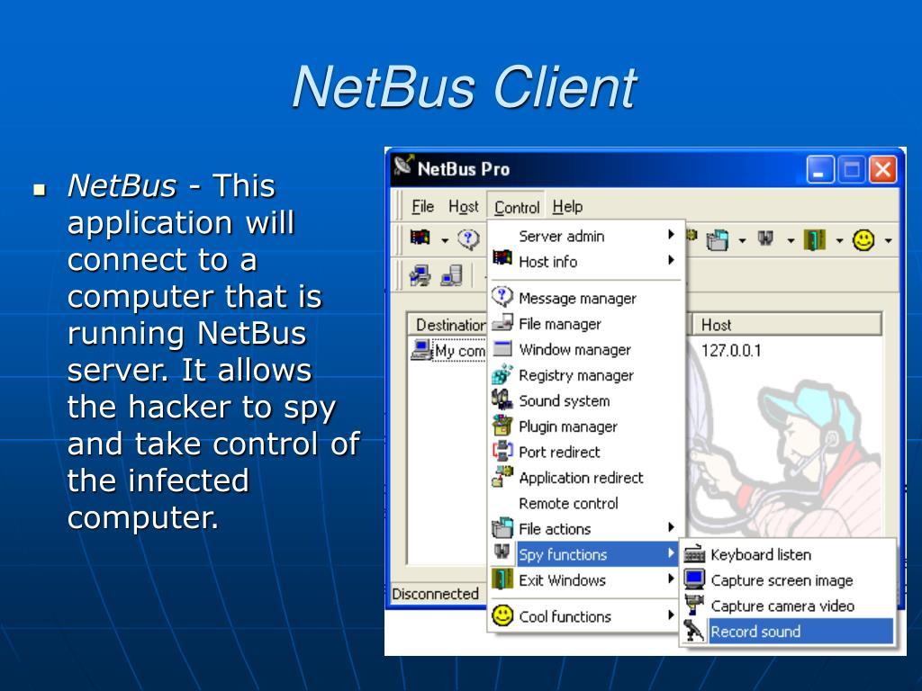 NetBus Client