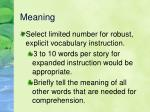 meaning13