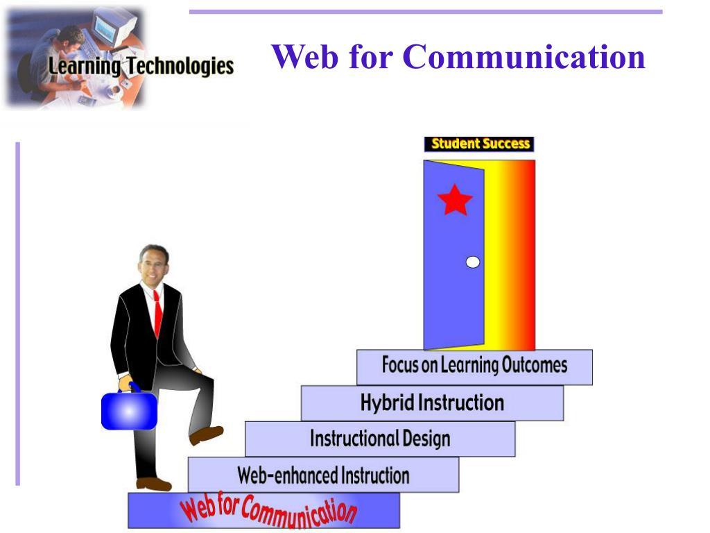 Web for Communication