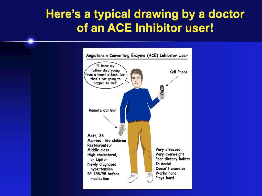Here's a typical drawing by a doctor