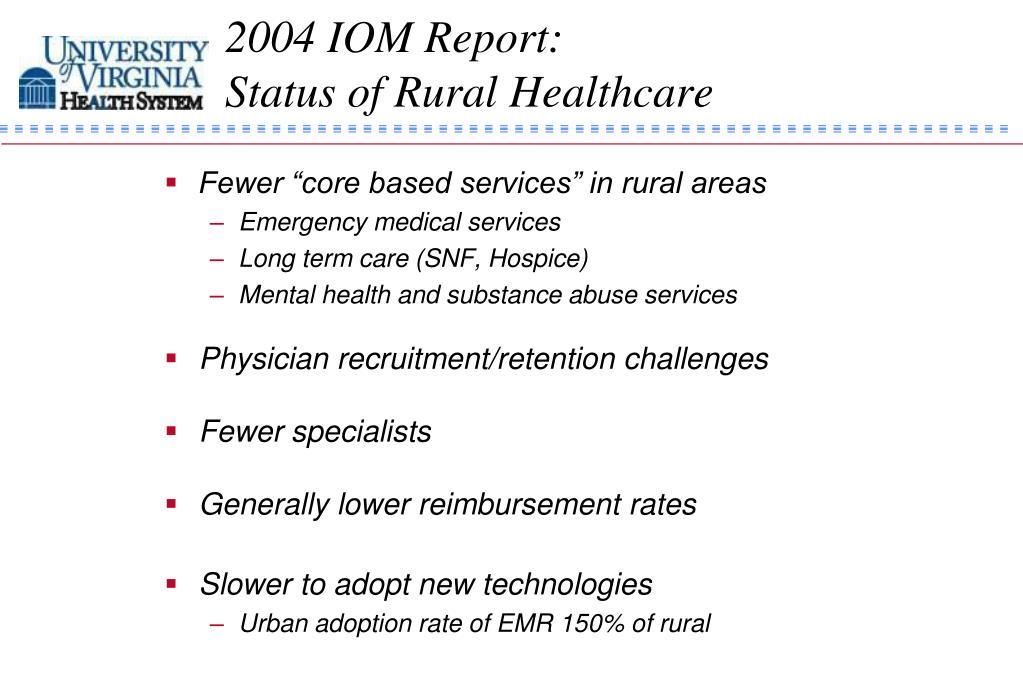 2004 IOM Report: