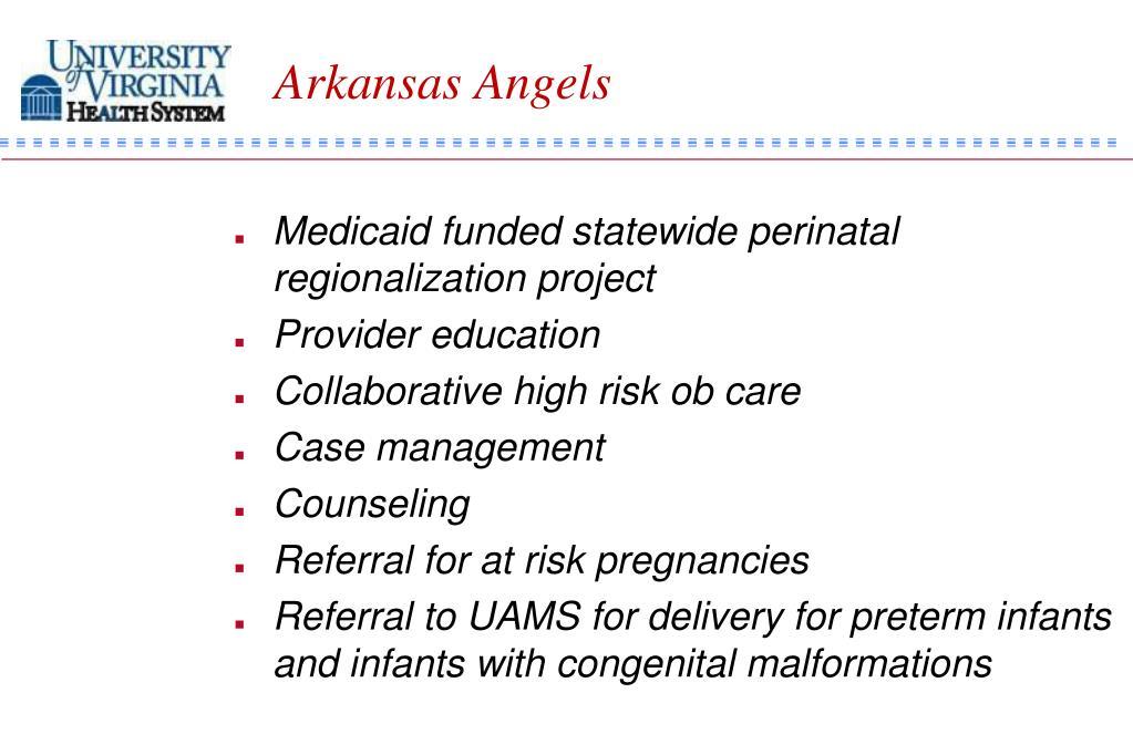 Arkansas Angels