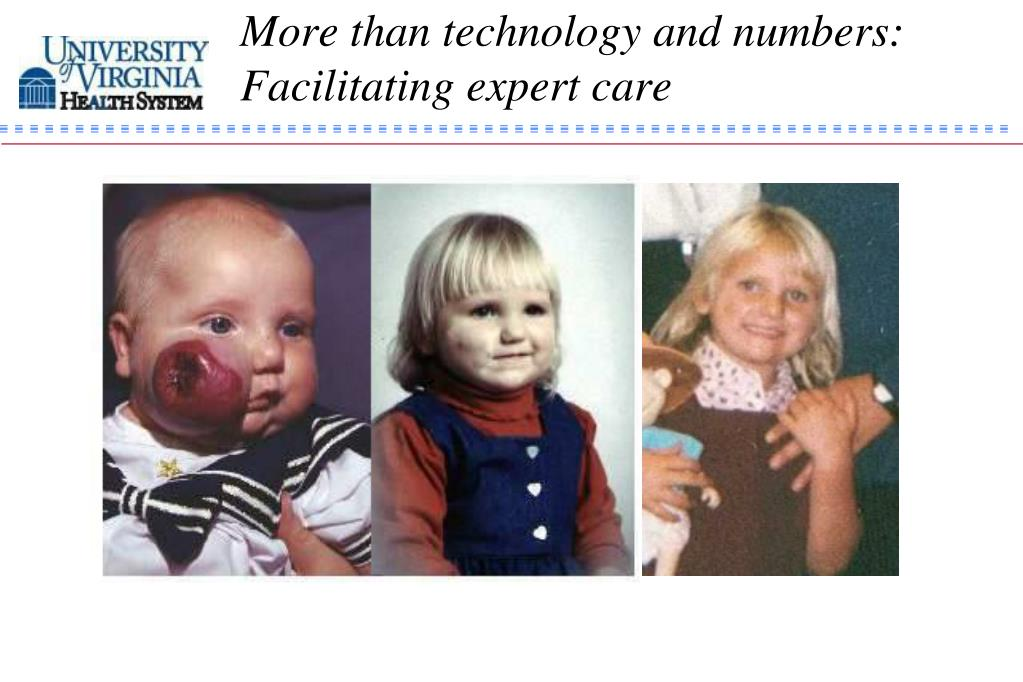 More than technology and numbers: