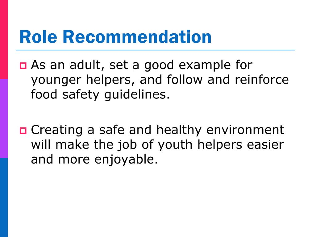 Role Recommendation