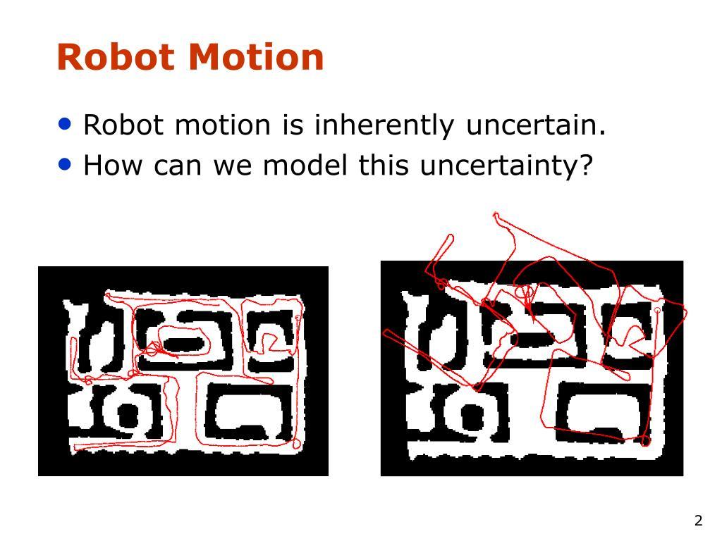 Robot Motion