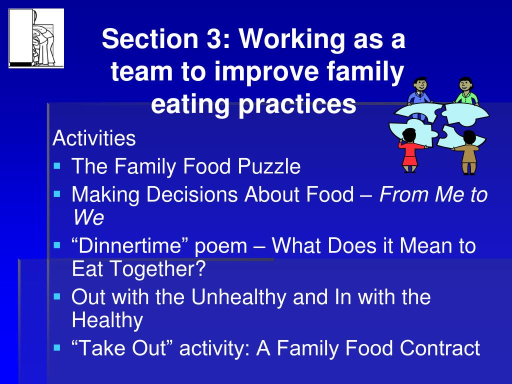 Section 3: Working as a