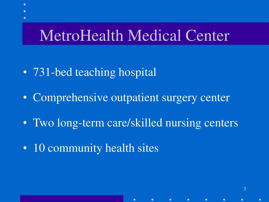 PPT - Pediatric Residency Children's Hospital MetroHealth