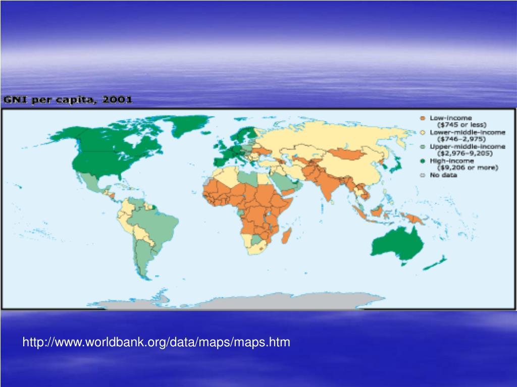 http://www.worldbank.org/data/maps/maps.htm