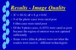 results image quality25