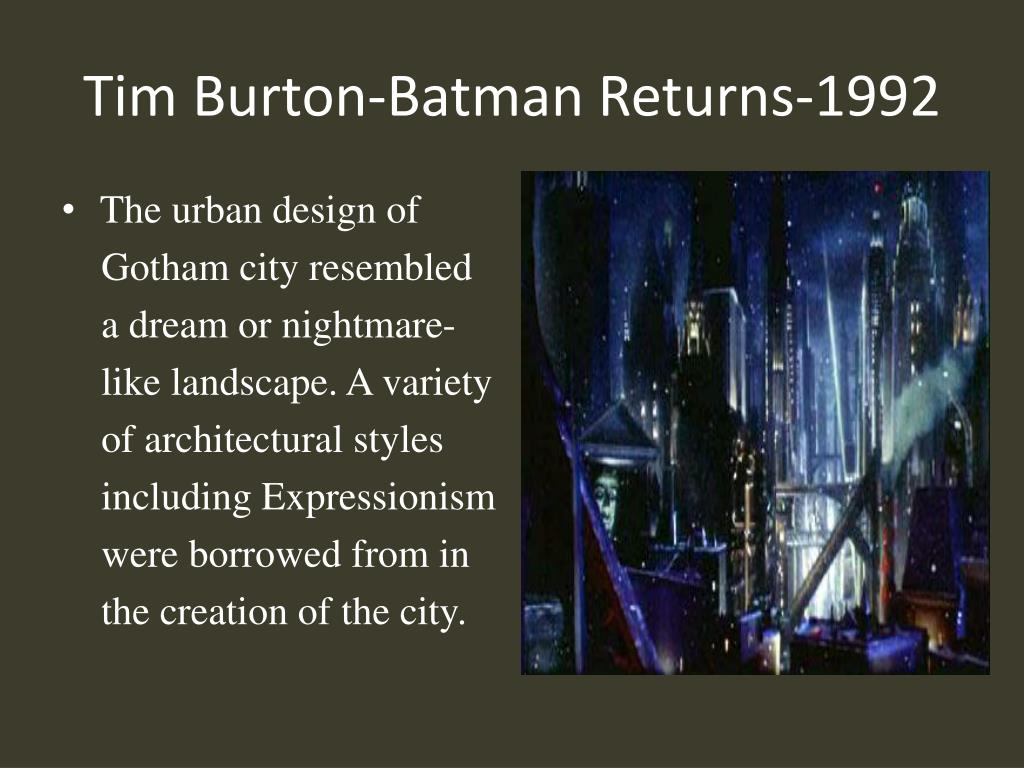 Tim Burton-Batman Returns-1992