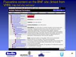 fluoxetine content on the bnf site linked from vhn http bnf vhn net home
