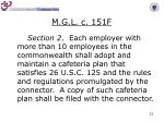 m g l c 151f