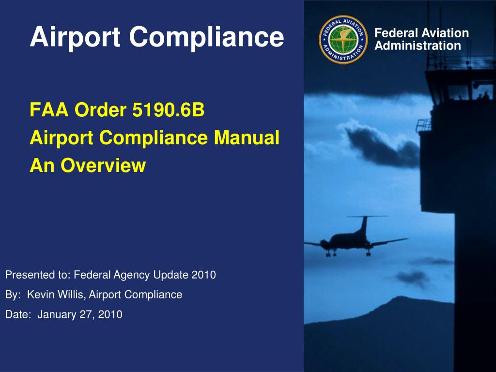 airport compliance