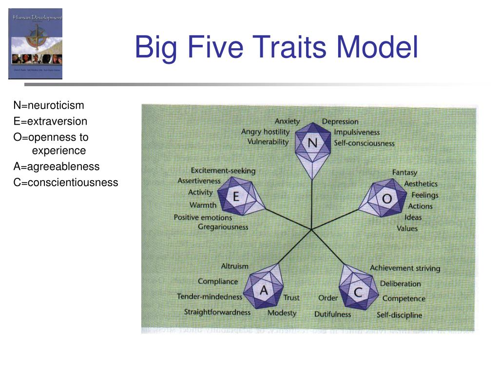 Big Five Traits Model