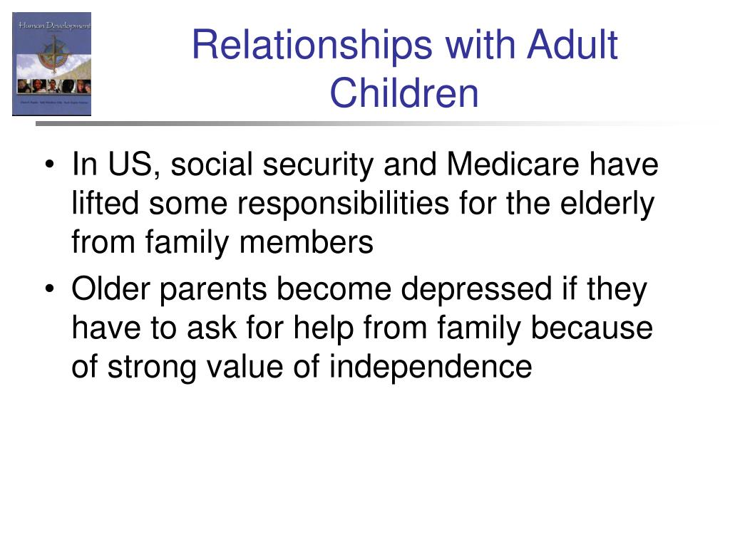 Relationships with Adult Children