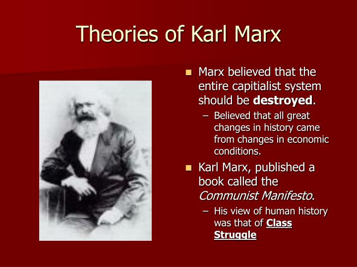 essay on karl marx beliefs Karl marx can be considered a great philosopher, social scientist, historian or revolutionary marx proposed what is known as the conflict theory the conflict theory looks at how certain social interactions occur through conflict.