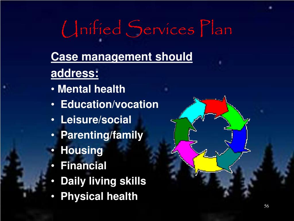 Unified Services Plan