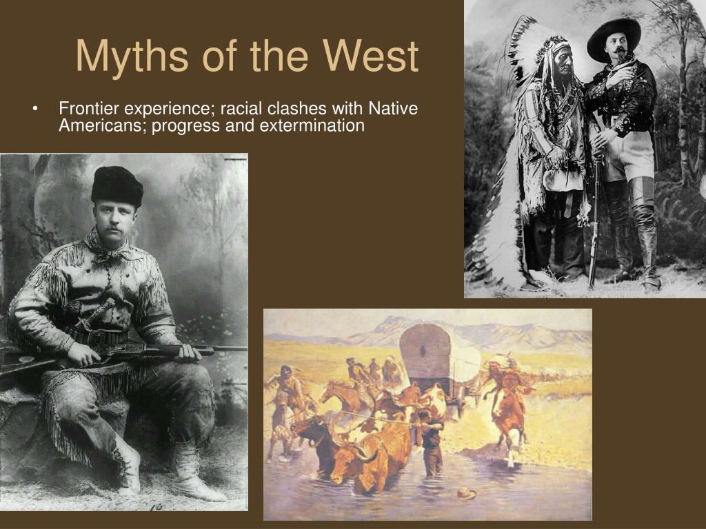 myths of the west l.