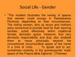social life gender34