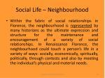 social life neighbourhood20
