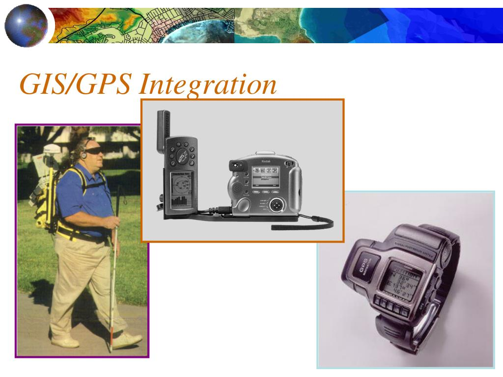 GIS/GPS Integration