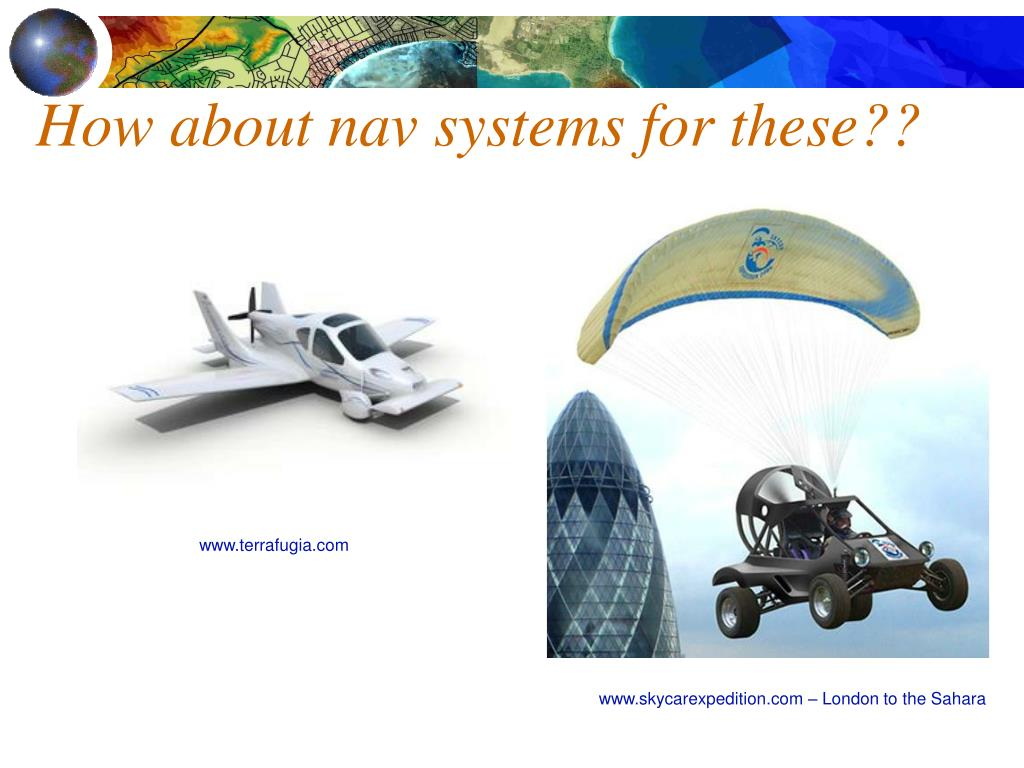 How about nav systems for these??