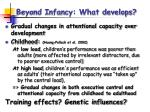 beyond infancy what develops25