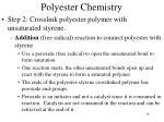 polyester chemistry14