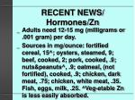 recent news hormones zn53