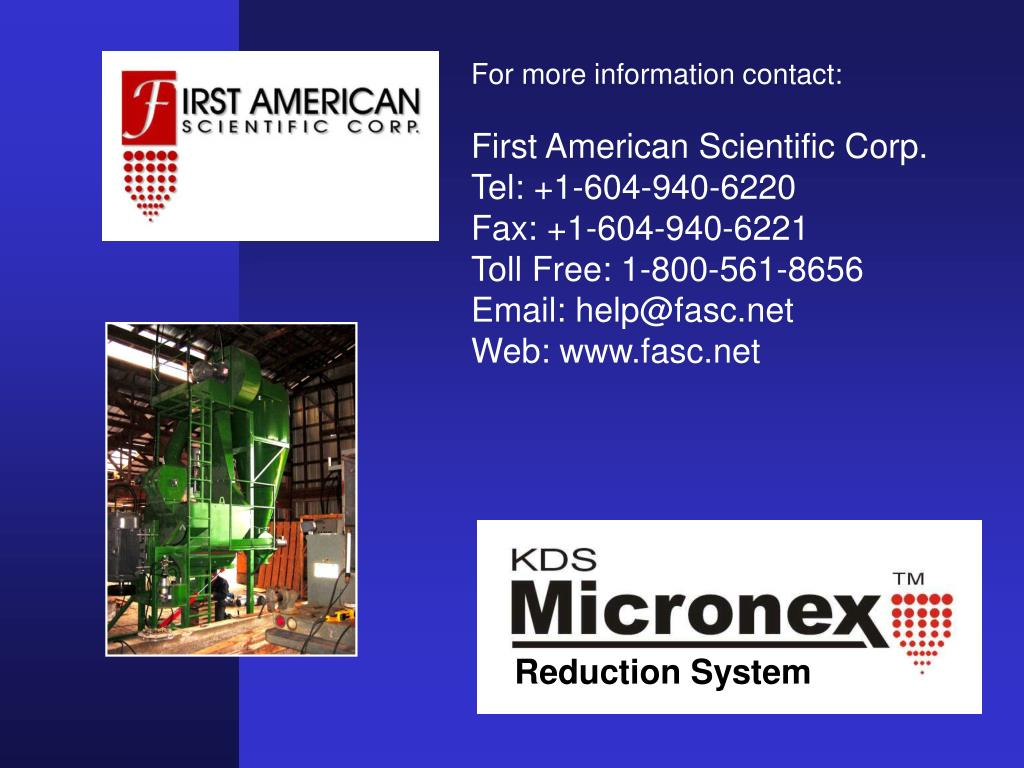 Reduction System