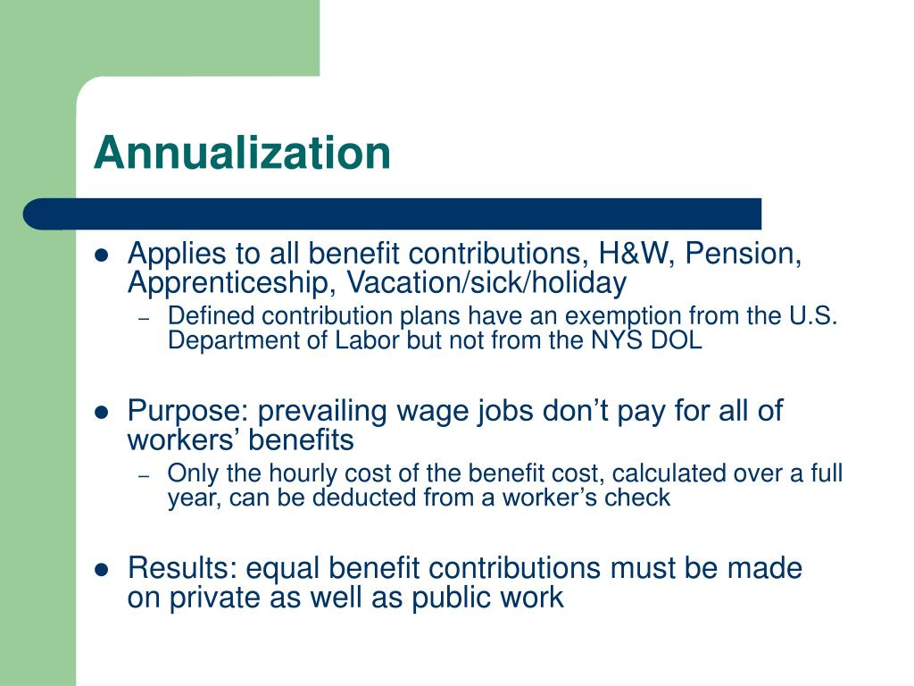 Ppt Benefits Fraud On Prevailing Wage Jobs Powerpoint